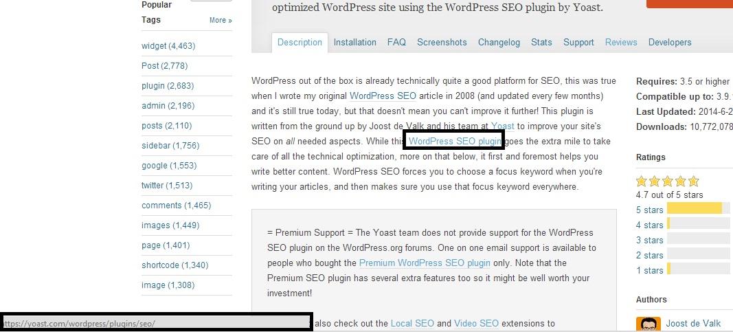wordpress seo plugin premium