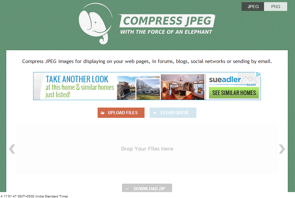Review of Image Optimization and Compression Tools