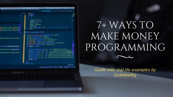 make money online programming